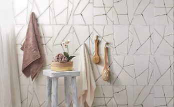 tile wall decoration